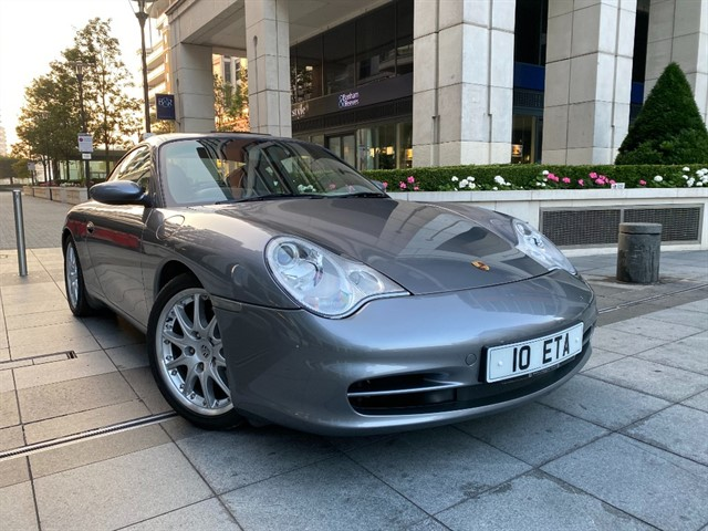 used Porsche 911 CARRERA 2 in battersea-south-london