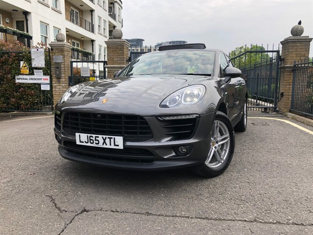 used Porsche Macan D S PDK in battersea-south-london