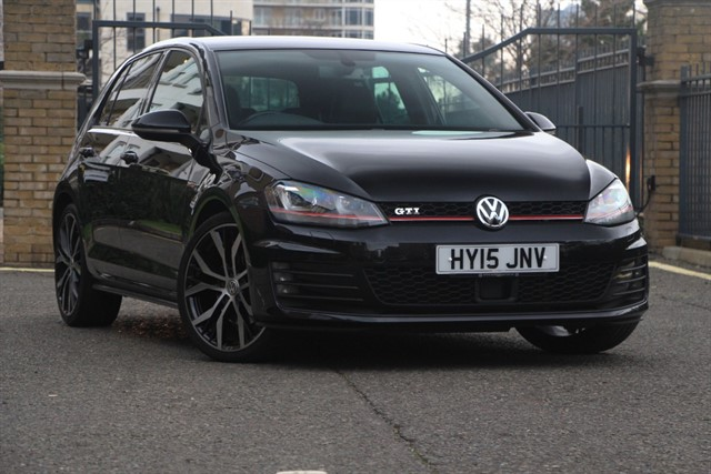 used VW Golf GTI in battersea-south-london