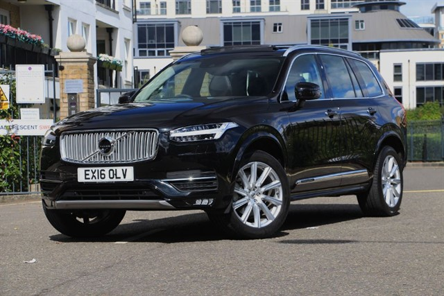 used Volvo XC90 D5 Inscription  in battersea-south-london