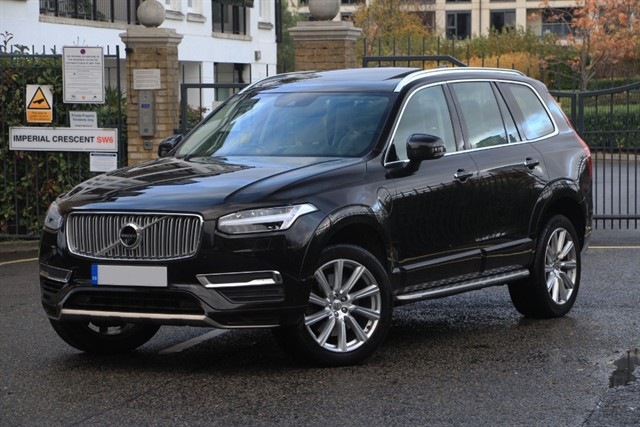 used Volvo XC90 T8 TWIN ENGINE INSCRIPTION in battersea-south-london