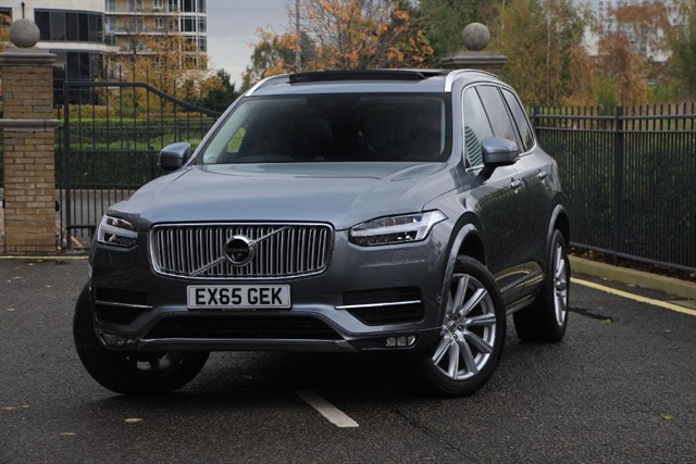 used Volvo XC90 D5 INSCRIPTION AWD in battersea-south-london