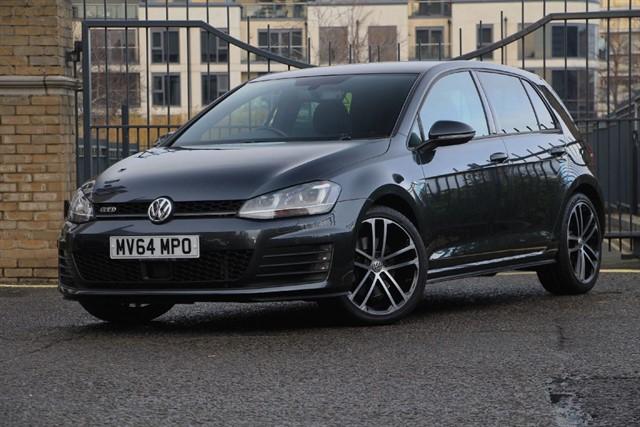 used VW Golf GTD in battersea-south-london