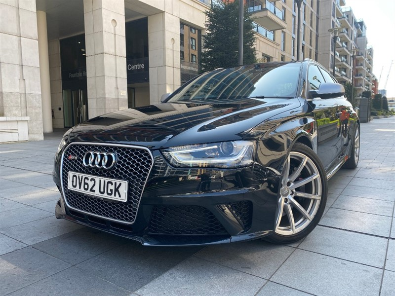 Audi RS4 for sale