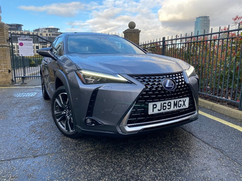 Lexus UX 250h for sale