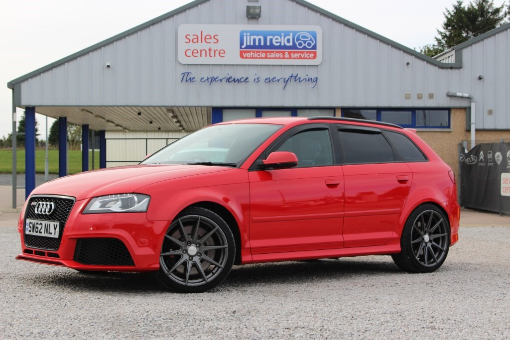 used Audi A3 RS3 2.5T [340] QUATTRO in aberdeen-scotland