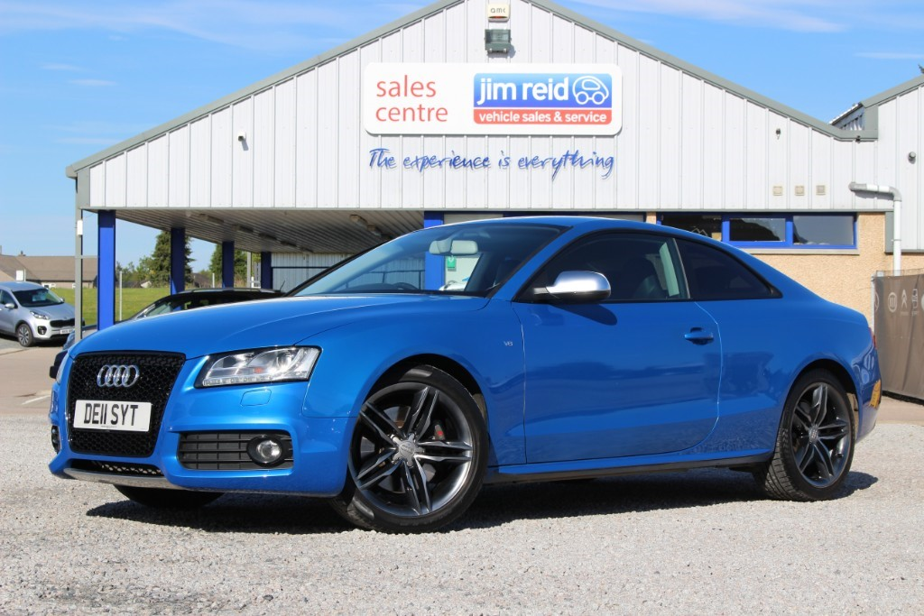 used Audi S5 4.2 TFSi [354] 2dr auto in aberdeen-scotland