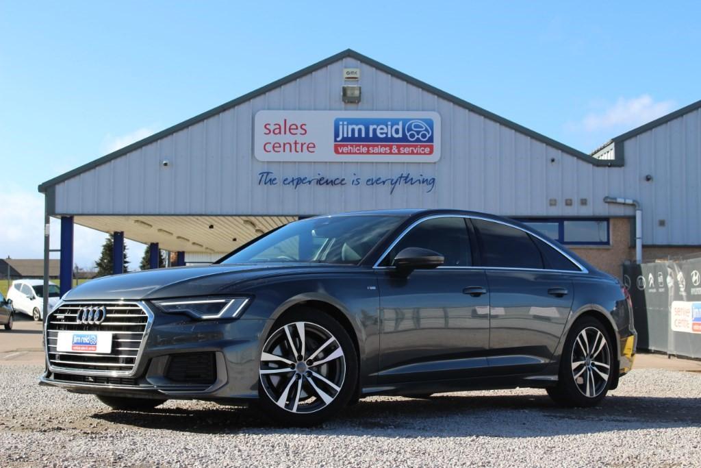used Audi A6 AUDI A6 3.0TDI QUATTRO S LINE [281] in aberdeen-scotland