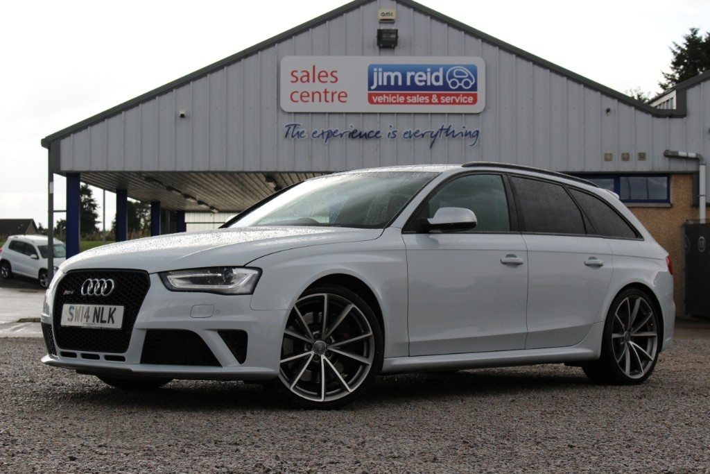 used Audi RS4 4.2FSI [444] S-Tronic Avant Quattro in aberdeen-scotland