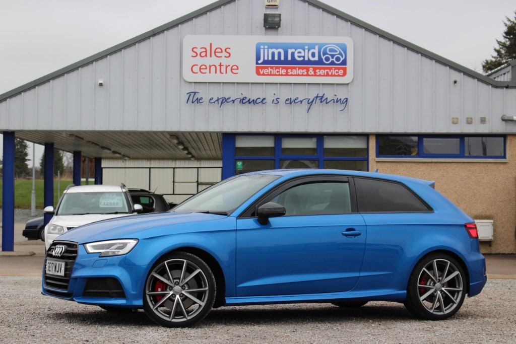 used Audi S3 2.0 TFSI [305] Quattro 3dr Manual in aberdeen-scotland