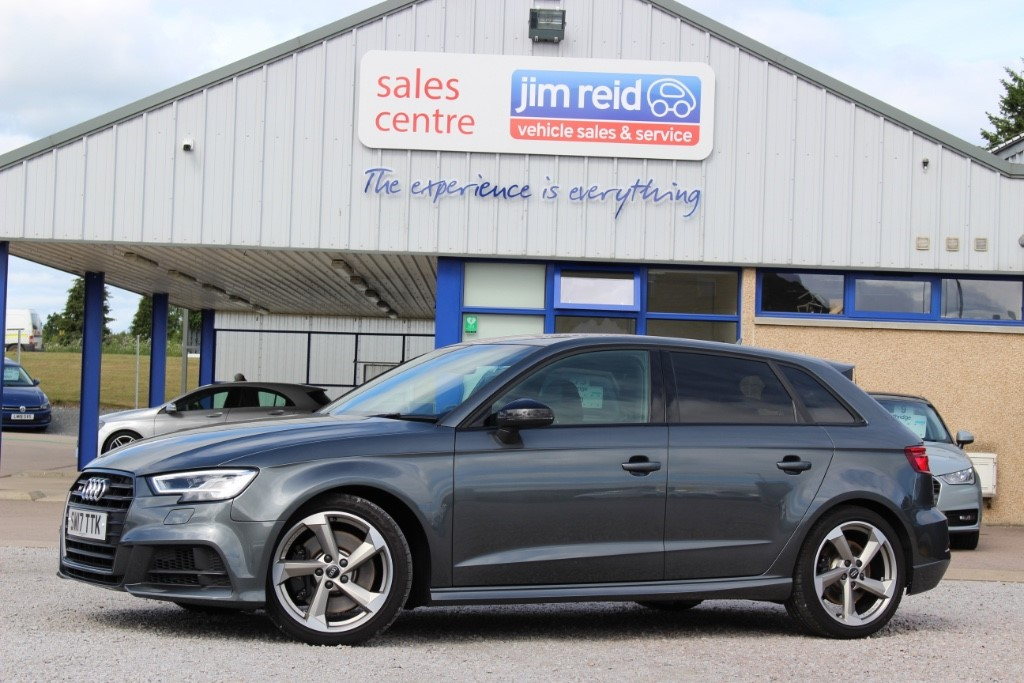 used Audi S3 2.0TFSi [305] 5dr manual in aberdeen-scotland