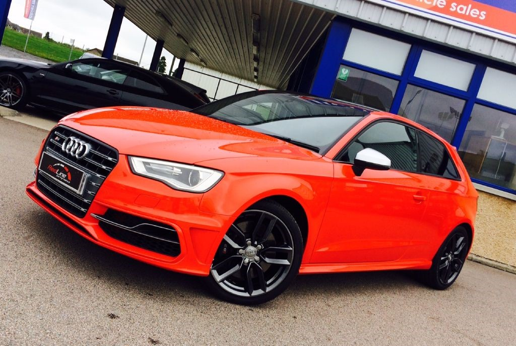 used Audi S3 2.0T 300Bhp Quattro 3dr Auto *Extras* in aberdeen-scotland