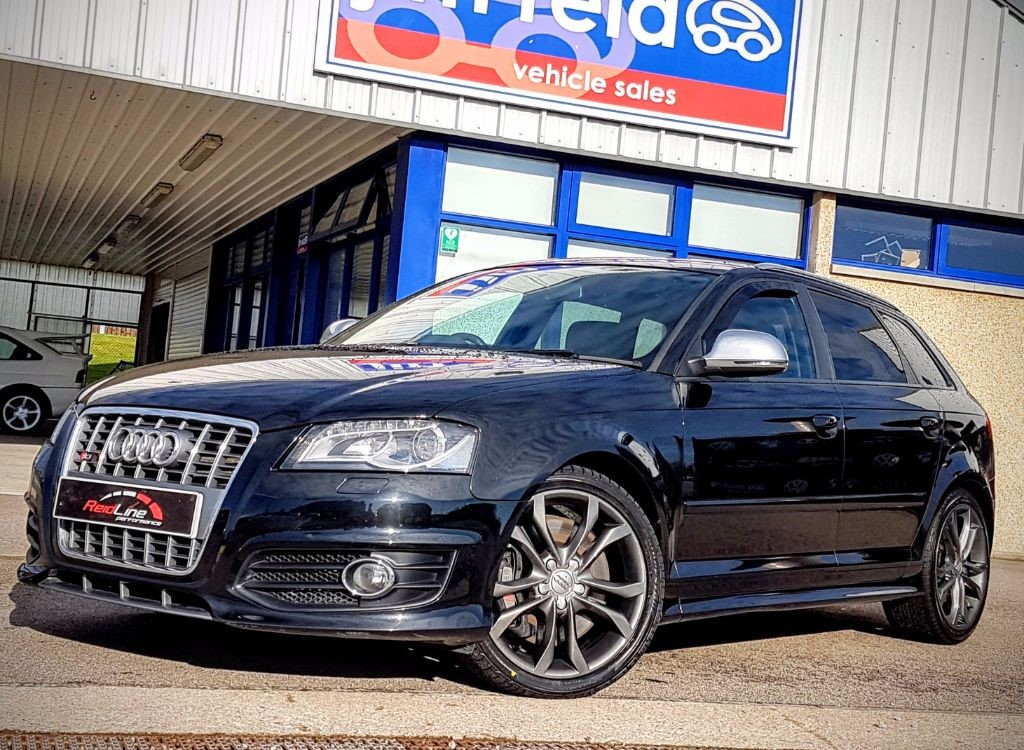 used Audi S3 2.0T Quattro 5dr Petrol Manual in aberdeen-scotland