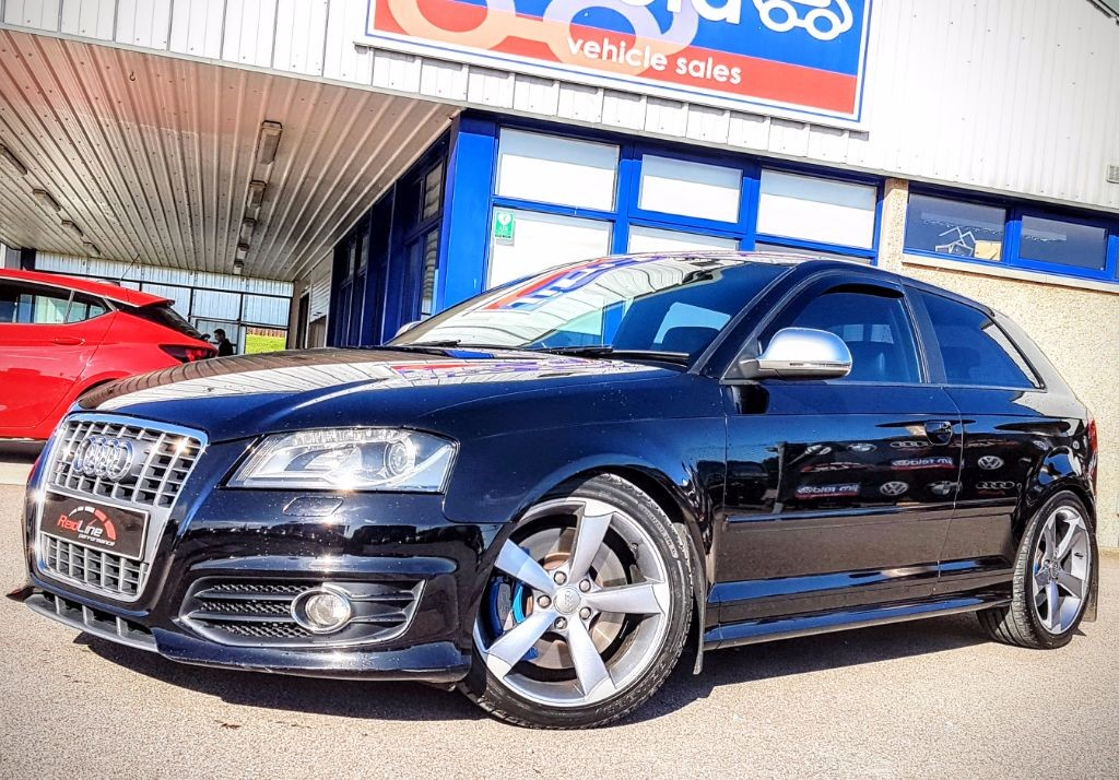 used Audi S3 2.0 TFSI Quattro 3dr Petrol Manual in aberdeen-scotland