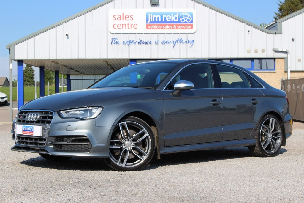 used Audi S3 QUATTRO (300) Manual!! in aberdeen-scotland