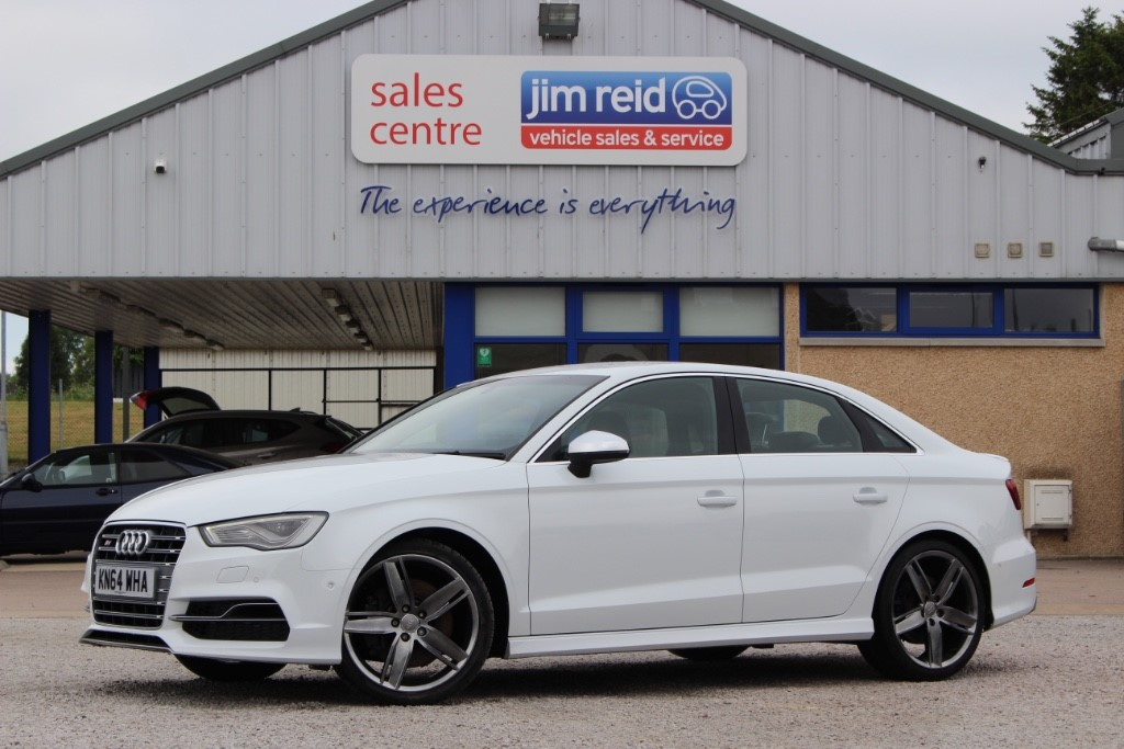 used Audi S3 2.0T QUATTRO in aberdeen-scotland