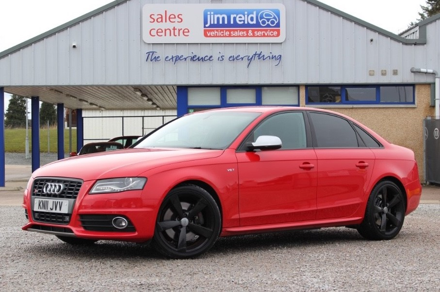 used Audi S4 3.0T [328] S-tronic 4dr in aberdeen-scotland