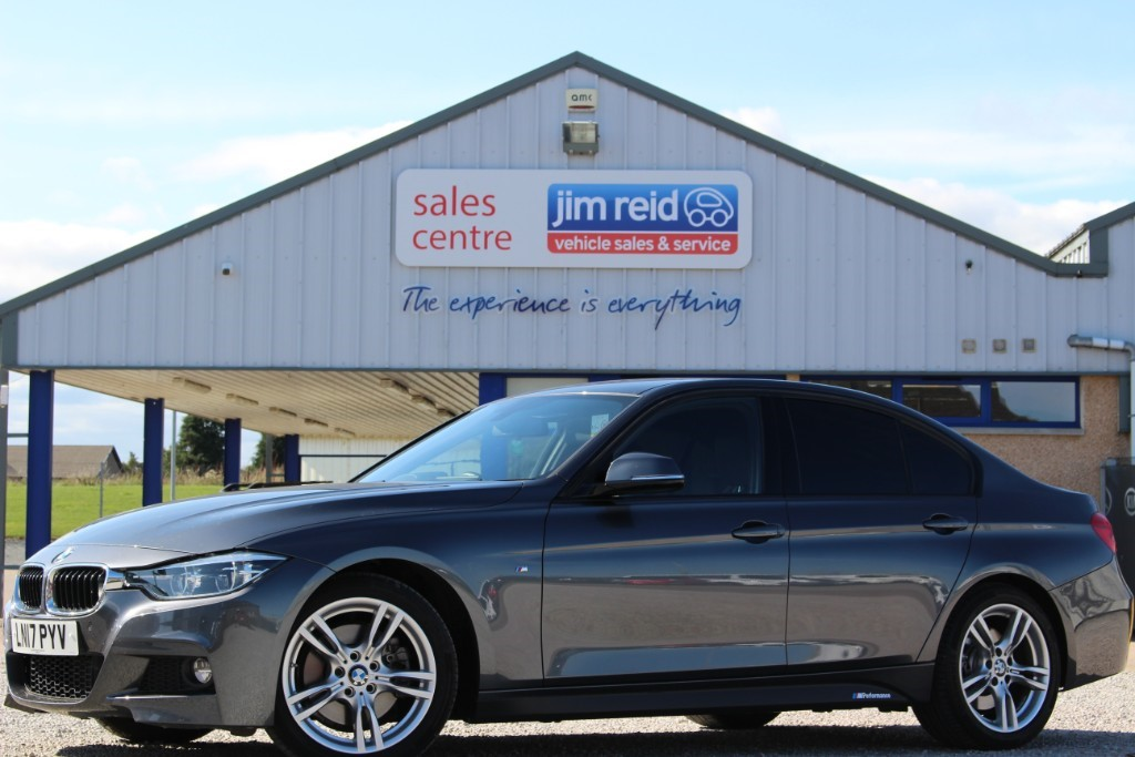 used BMW 330d M SPORT [255] Automatic in aberdeen-scotland