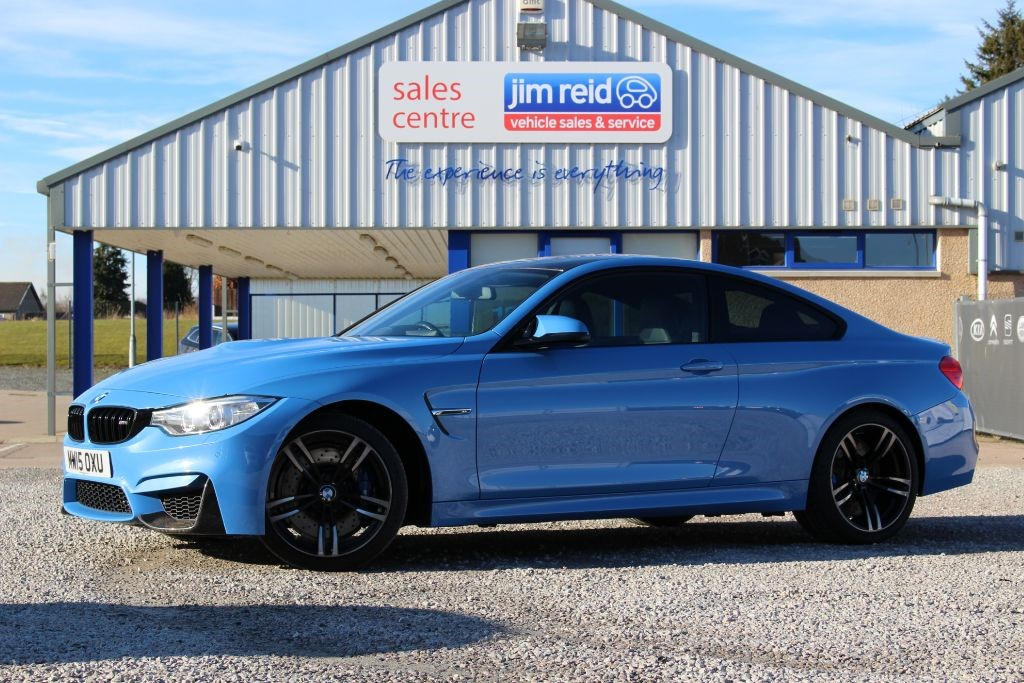 used BMW M4 3.0T [425] Coupe Auto *REDUCED* in aberdeen-scotland