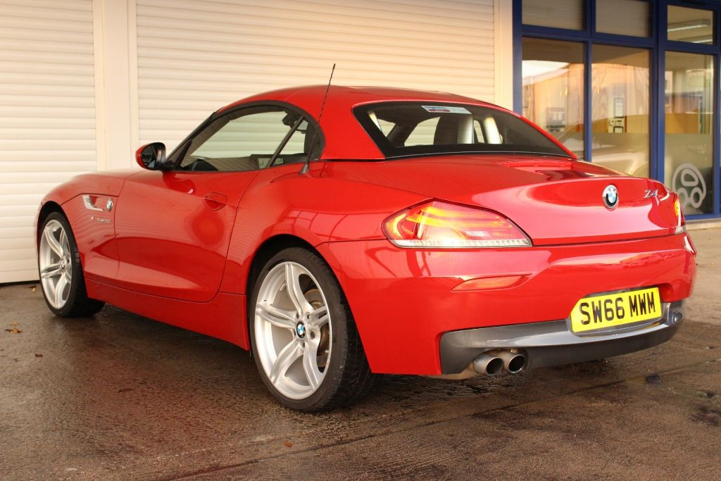 Used Bmw Z4 For Sale Kintore Aberdeenshire