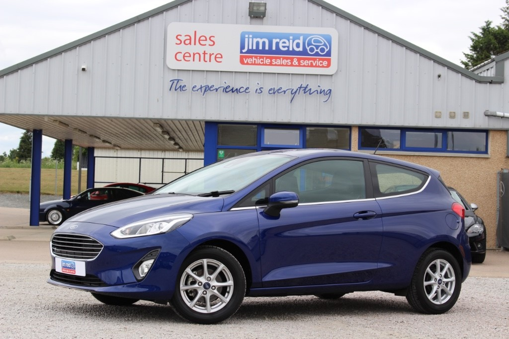 used Ford Fiesta 1.1 [85] 3dr manual in aberdeen-scotland