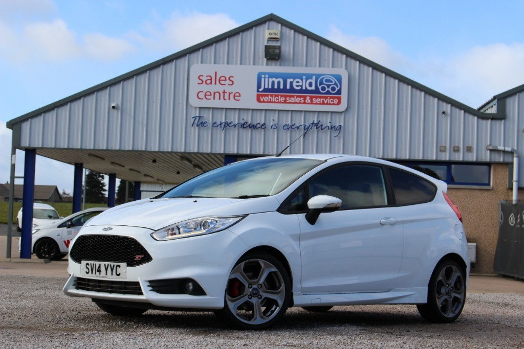 used Ford Fiesta ST-2 in aberdeen-scotland