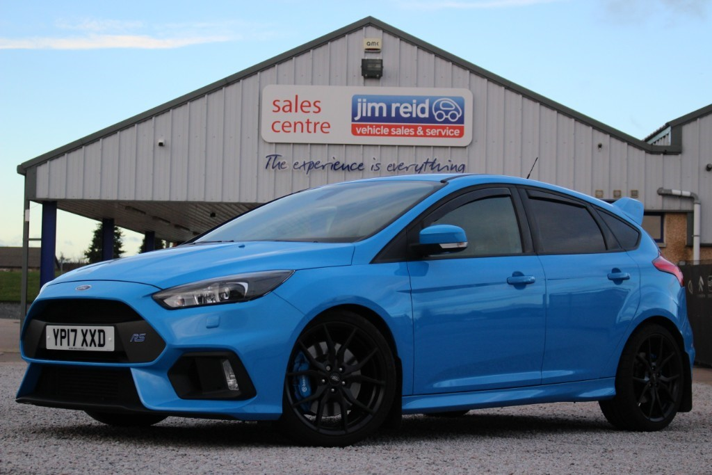 used Ford Focus Ford Focus RS 2.3 EcoBoost [375] 5dr in aberdeen-scotland