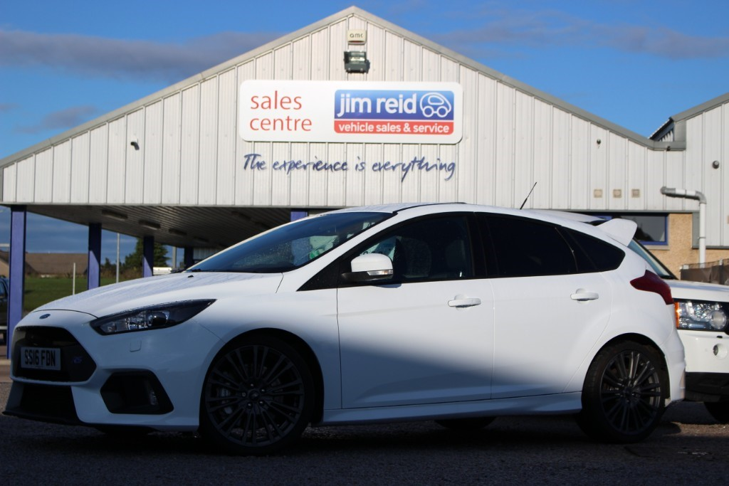 used Ford Focus RS 2.3T Ecoboost [350ps] AWD 5dr in aberdeen-scotland