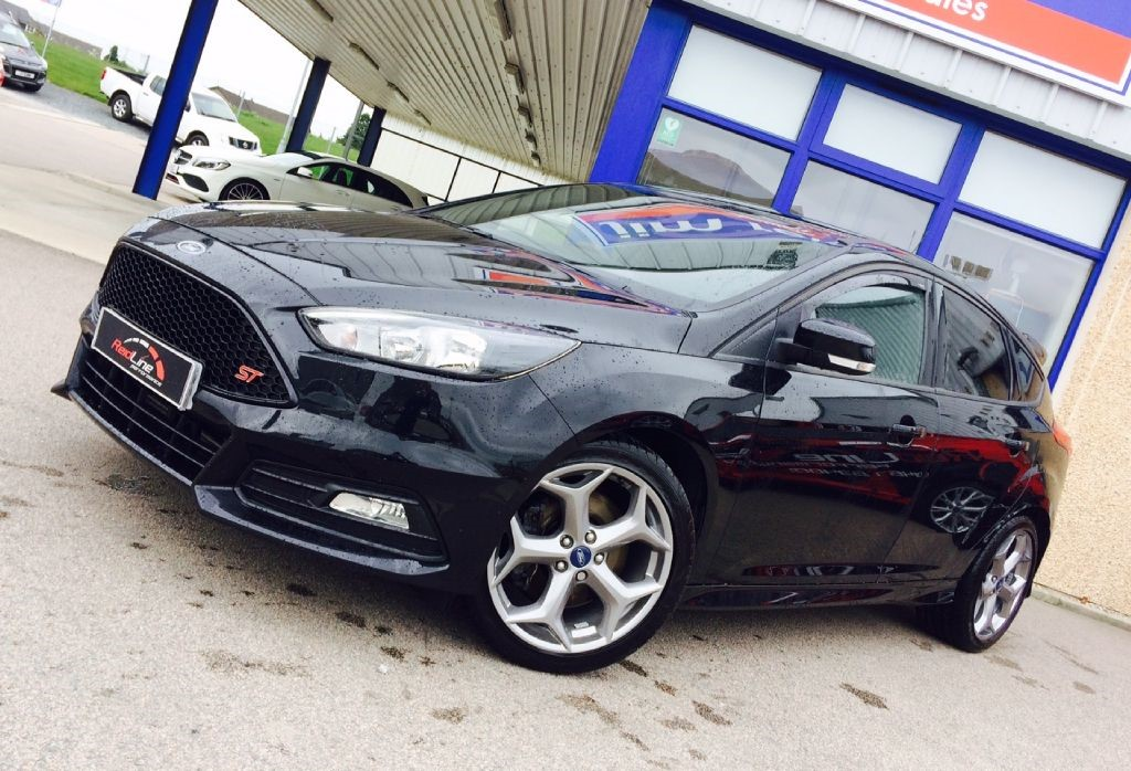 used Ford Focus 2.0 ST-2 5dr Manual in aberdeen-scotland