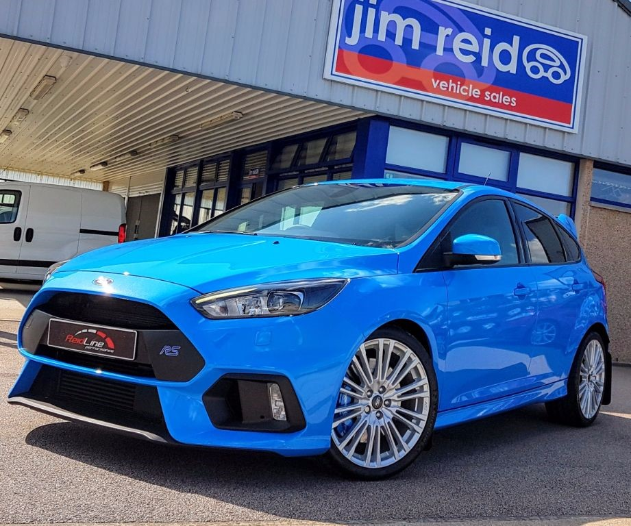 used Ford Focus RS 2.3T 345bhp Ecoboost 5dr Manual in aberdeen-scotland