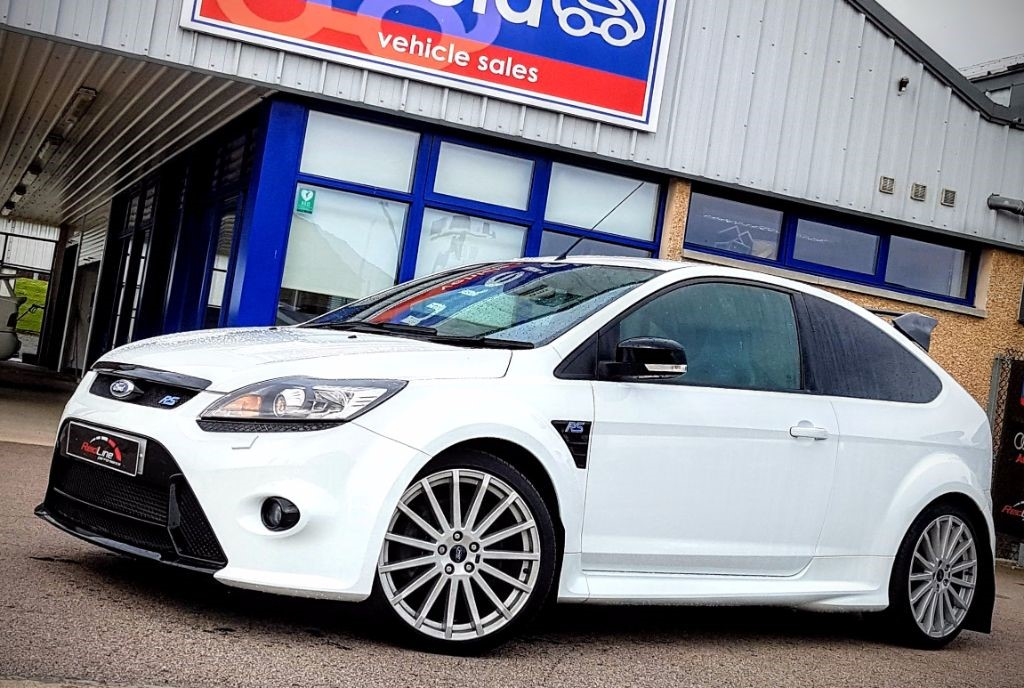 used Ford Focus RS 2.5T 300Bhp 3dr Mk-2 *STANDARD*  in aberdeen-scotland
