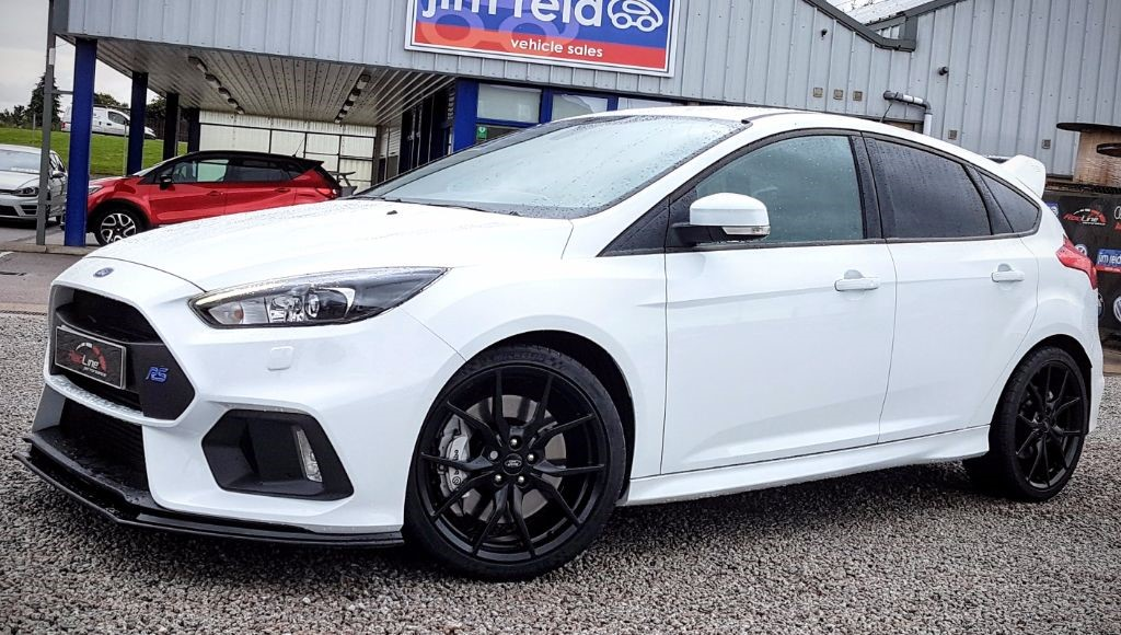 used Ford Focus RS 2.3T Ecoboost 5dr Petrol Manual in aberdeen-scotland
