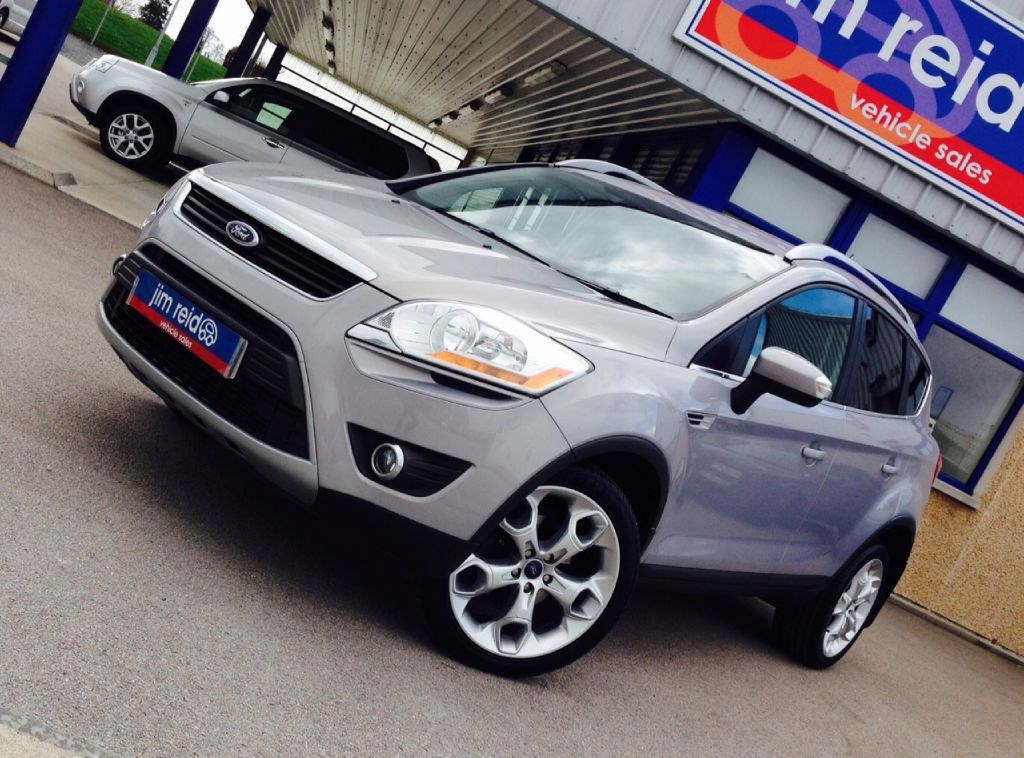 ford kuga 2 0 tdci titanium 4x4 manual for sale kintore aberdeenshire jim reid vehicle sales. Black Bedroom Furniture Sets. Home Design Ideas