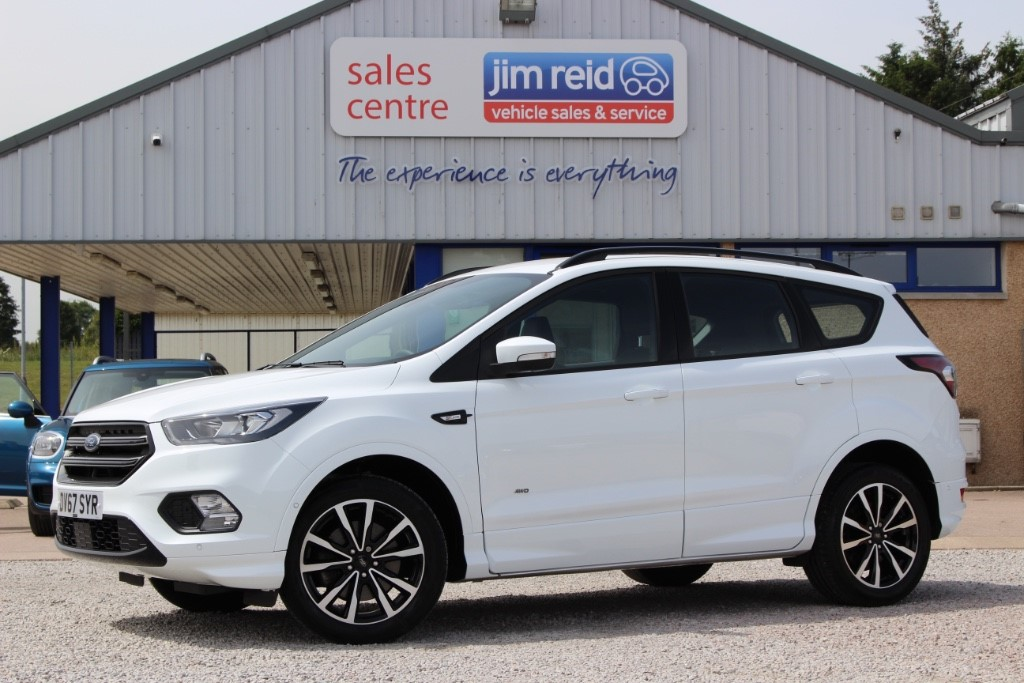 used Ford Kuga 2.0 TDCi [177] 5dr manual in aberdeen-scotland