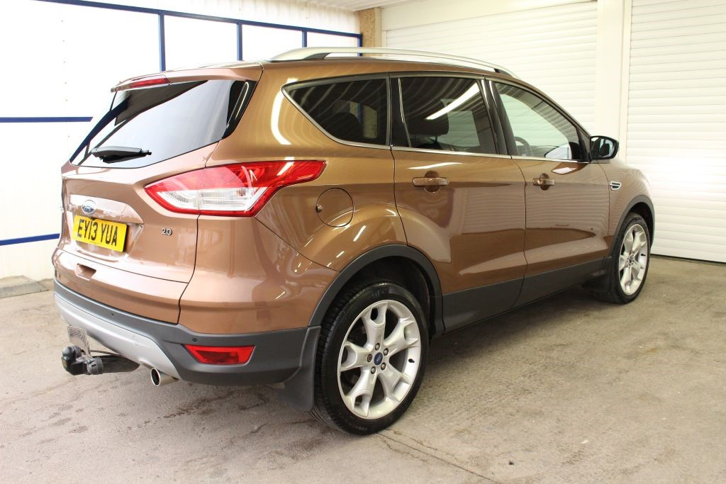 Used Ford Kuga For Sale   Kintore, Aberdeenshire