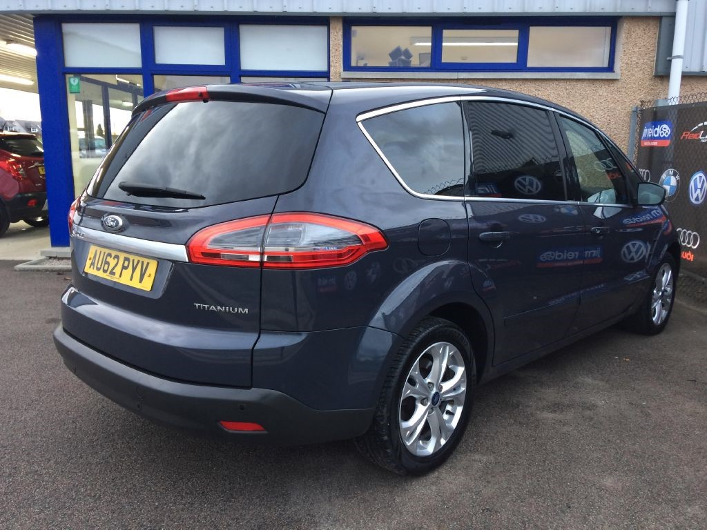 Ford S Max Workshop Manual