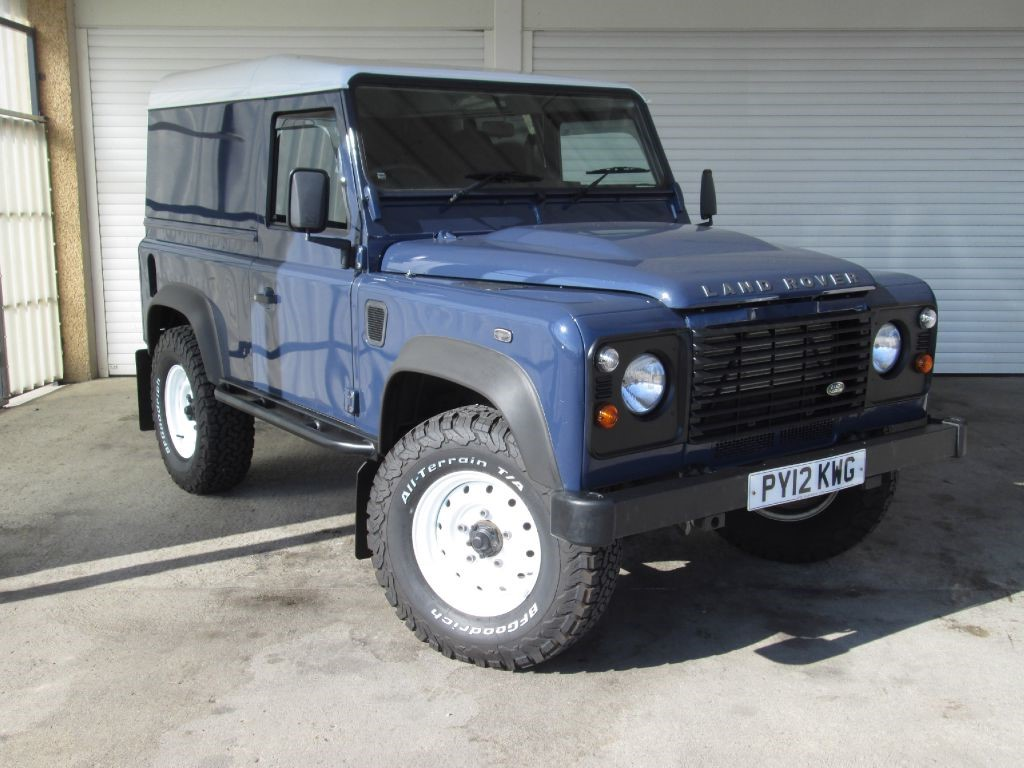 Used Land Rover Defender For Sale Inveruie Aberdeenshire