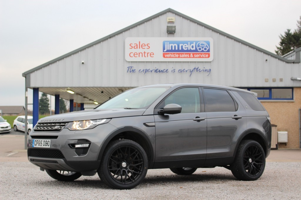 used Land Rover Discovery Sport 2.0TD4 [180] SE TECH 4x4 in aberdeen-scotland