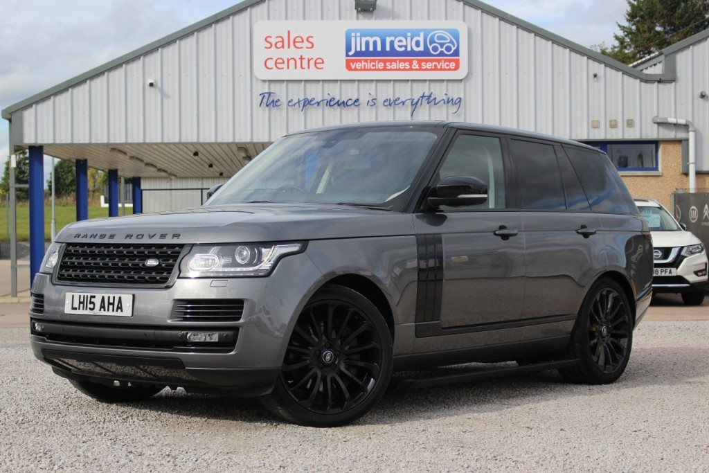 used Land Rover Range Rover SDV8 AUTOBIOGRAPHY in aberdeen-scotland