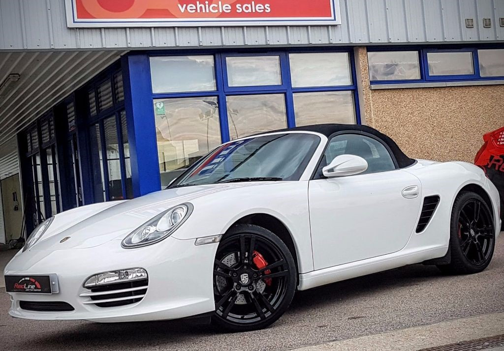 used Porsche Boxster 2.9L 255bhp Petrol Manual in aberdeen-scotland