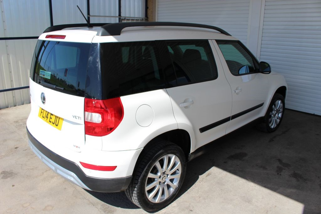 used skoda yeti for sale kintore aberdeenshire. Black Bedroom Furniture Sets. Home Design Ideas