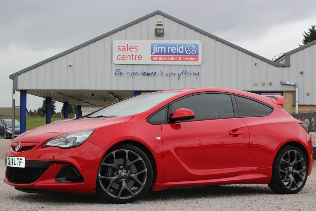 used Vauxhall Astra VXR 2.0T [276] with Aero Pack in aberdeen-scotland