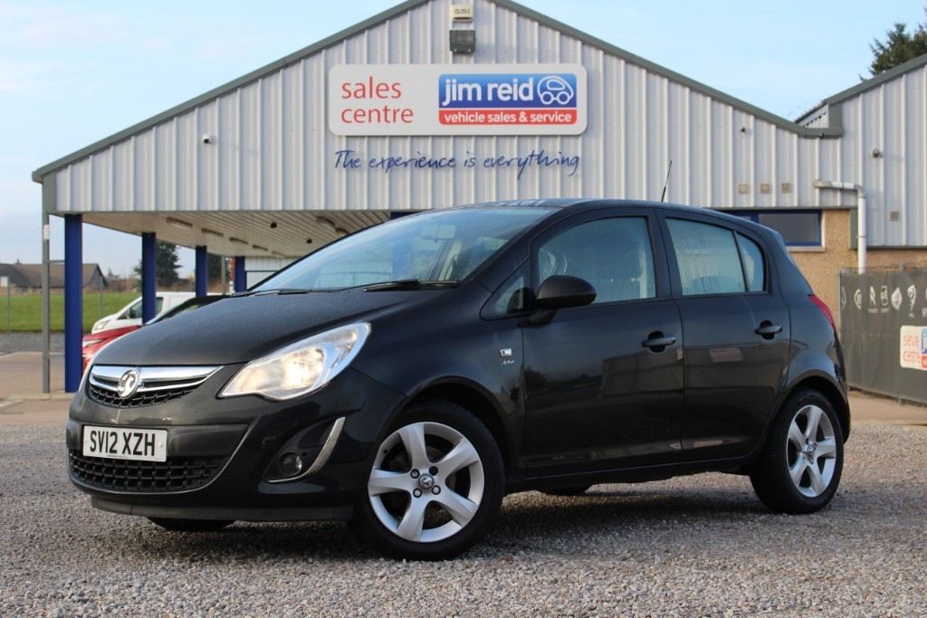 used Vauxhall Corsa Active 1.2 5dr in aberdeen-scotland