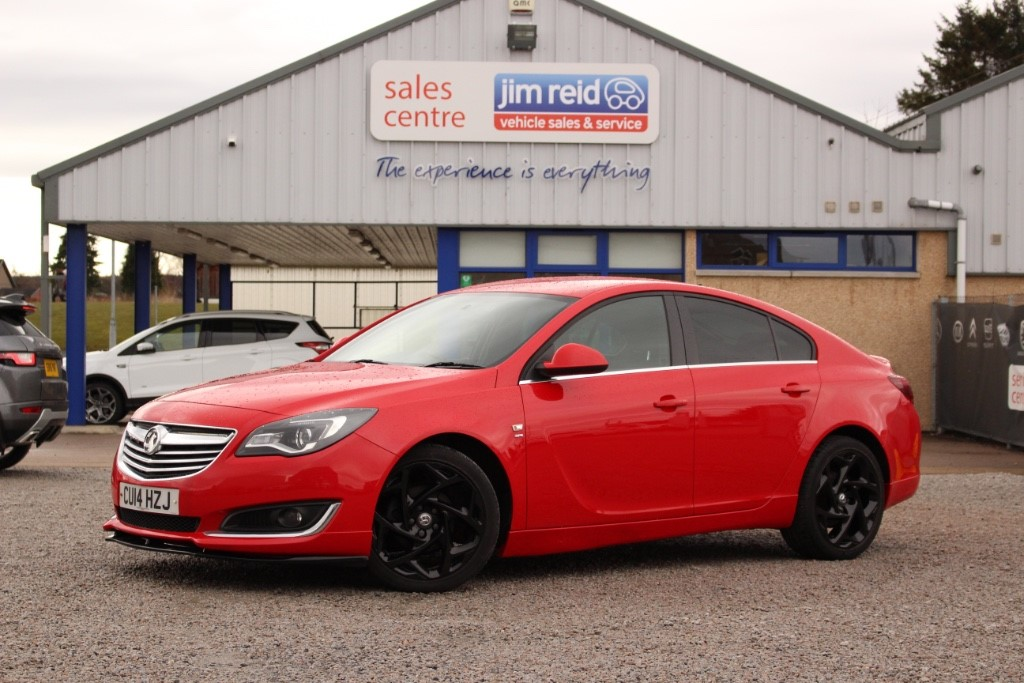 used Vauxhall Insignia 2.0 CDTi [140] 5dr manual in aberdeen-scotland