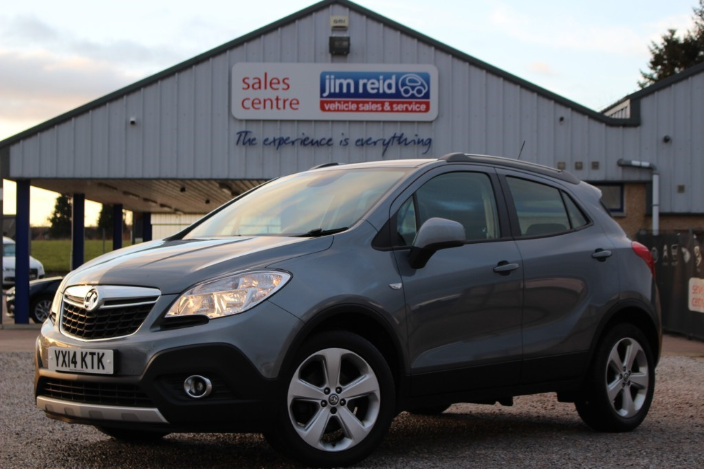 used Vauxhall Mokka 1.6 [115]  EXCLUSIV S/S in aberdeen-scotland