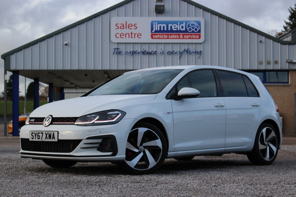 used VW Golf GTi 2.0 TSi [230ps] 5dr in aberdeen-scotland
