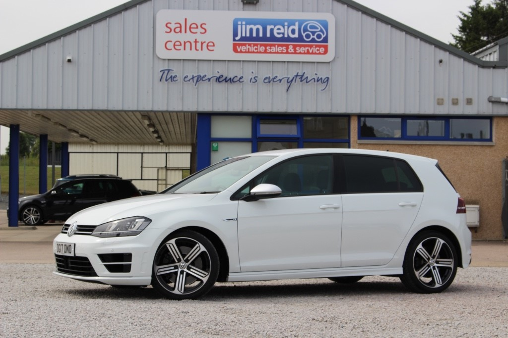 used VW Golf R 2.0 TSi [300] 5 dr DSG in aberdeen-scotland