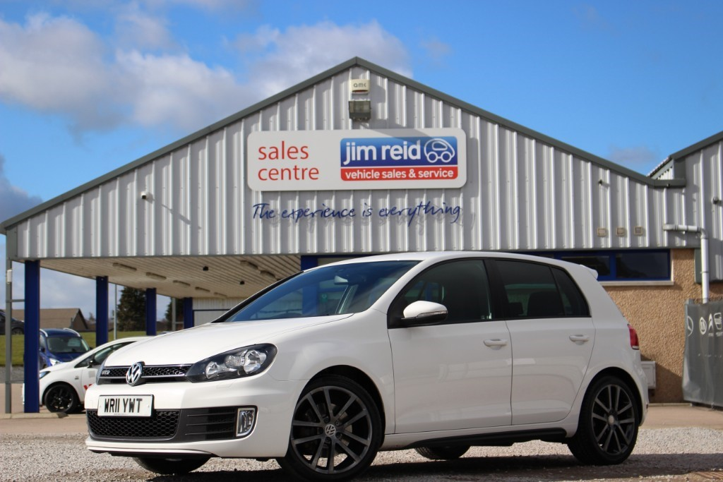 used VW Golf GTD in aberdeen-scotland