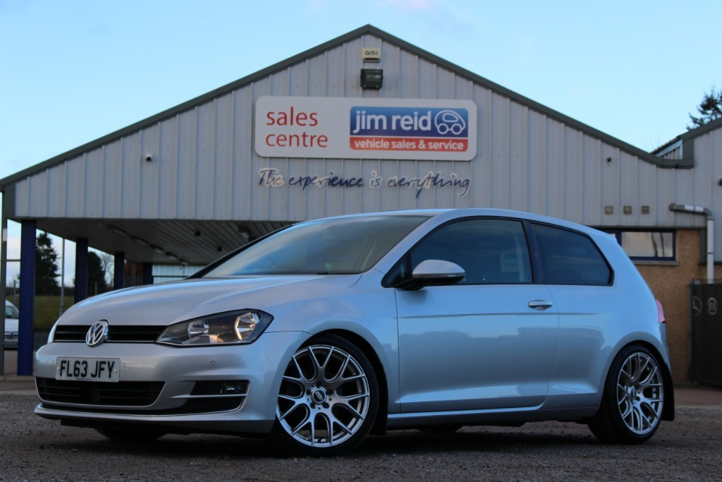 used VW Golf 2.0TDI [150] GT 3dr in aberdeen-scotland