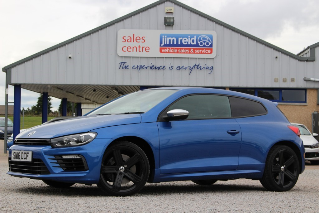 used VW Scirocco R 2.0TSI [278] 3dr in aberdeen-scotland